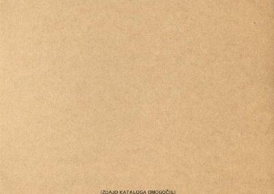 Žerko Stane 1984 katalog 3o