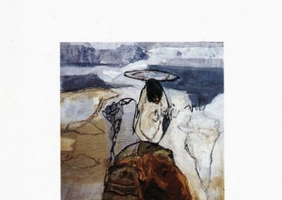 Golja Katarina et al 1999 mednarodna razstava Ženske v umetnosti vabilo 3a