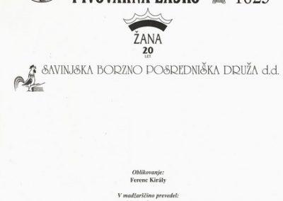 Nemeth Janos 1997 katalog 3k