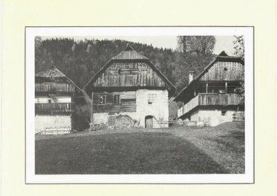 Občina Sela na Koroškem lastnik 1991 Kmečke hišev Selah vabilo 3a