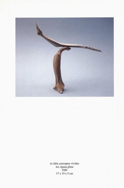 Vidrgar Alenka 1996 Skulpture katalog 3l
